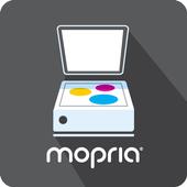 Mopria Scan Zeichen
