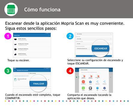 Mopria Scan captura de pantalla 1