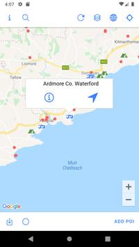 Motorhome Parking Ireland Screenshot 1