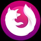 Firefox Focus Zeichen