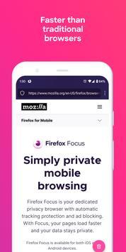 Firefox Focus screenshot 3