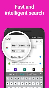 Firefox for Android Beta screenshot 2