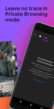 Trình duyệt Firefox: nhanh chóng & riêng tư ảnh chụp màn hình 1