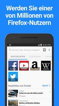 Mozilla Firefox Plakat