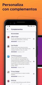 Firefox captura de pantalla 5