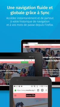 Mozilla Firefox capture d'écran 3