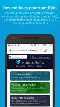 Mozilla Firefox capture d'écran 1
