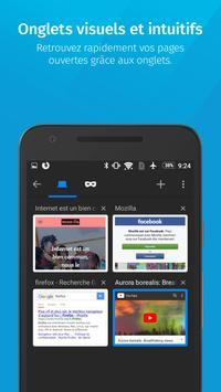 Mozilla Firefox capture d'écran 4