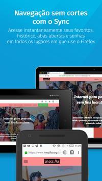Navegador Firefox imagem de tela 3