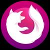 Firefox Klar Zeichen
