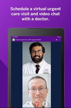 NYU Langone Health screenshot 6