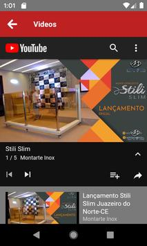 Montarte Inox STILI screenshot 4