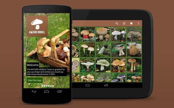iKnow Mushrooms 2 LITE screenshot 8