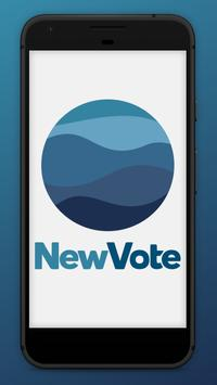 NewVote poster