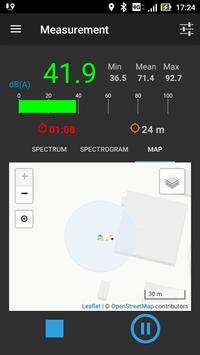 NoiseCapture screenshot 1