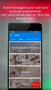 Bom dia, Boa tarde e Boa noite: AudioVisual screenshot 1