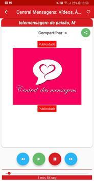 Central TeleMensagens: Imagem, Áudio, Vídeo, Texto screenshot 13