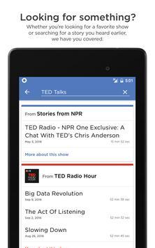 NPR One Screenshot 11