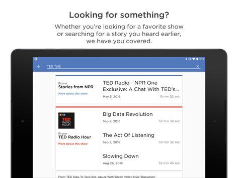 NPR One Screenshot 7