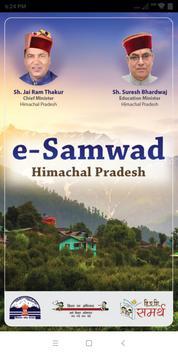 e-Samwad, Himachal Pradesh poster