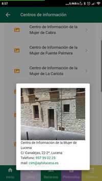 InfoMujer screenshot 1