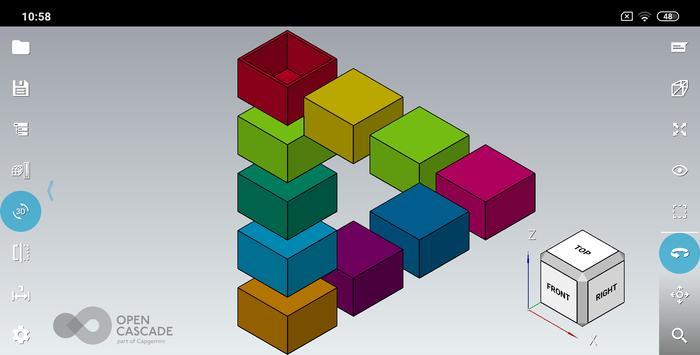 CAD Assistant screenshot 1
