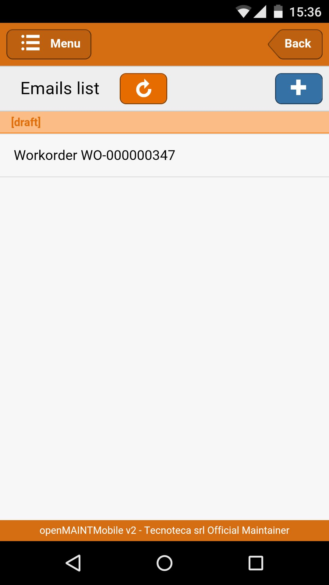 openMAINT v2 for Android - APK Download