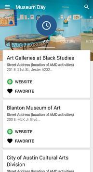 Austin Museum Partnership screenshot 3
