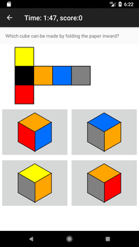 IQ and Aptitude Test Practice screenshot 2