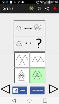 IQ and Aptitude Test Practice screenshot 3