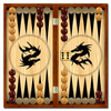 Backgammon أيقونة