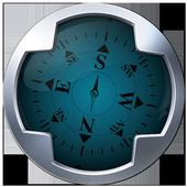 Abubu Compass 3D icon