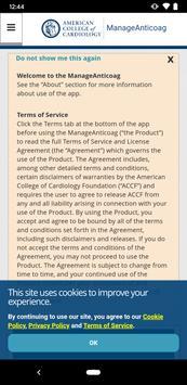 ManageAnticoag スクリーンショット 1