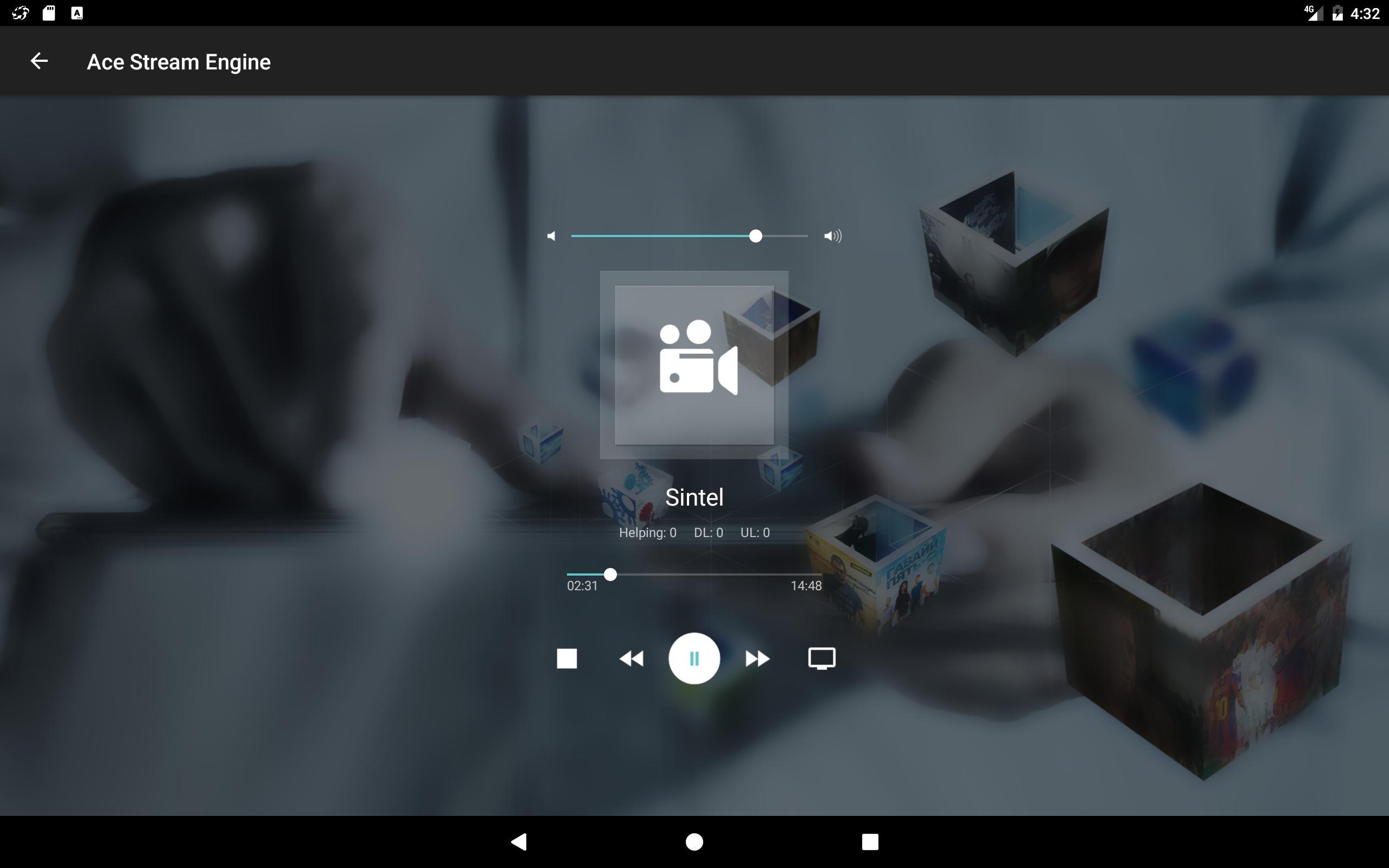 Ace Stream Media für Android   APK herunterladen
