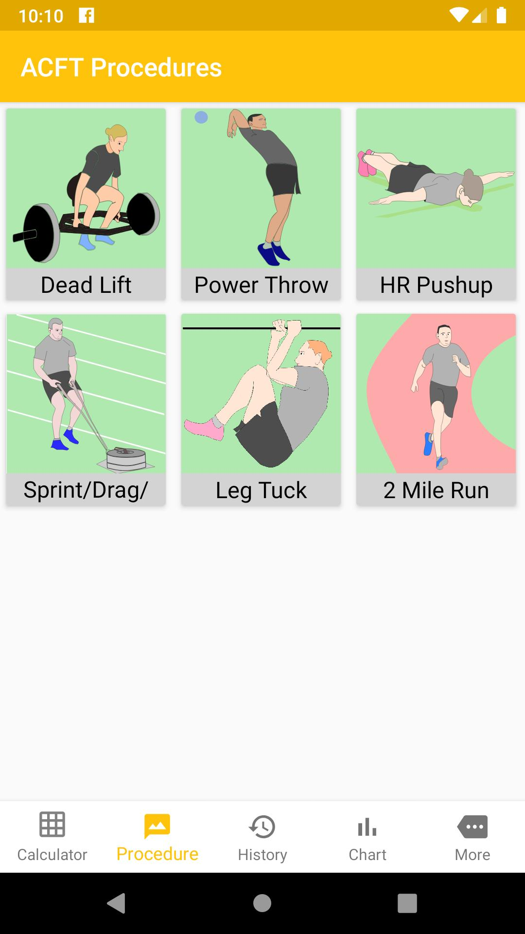 ACFT for Android - APK Download