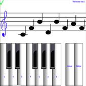 ¼ learn sight read notas de música - tutor