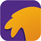 Lingwing - Language learning app icon