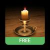 3D Melting Candle Live Wallpaper Free ikona