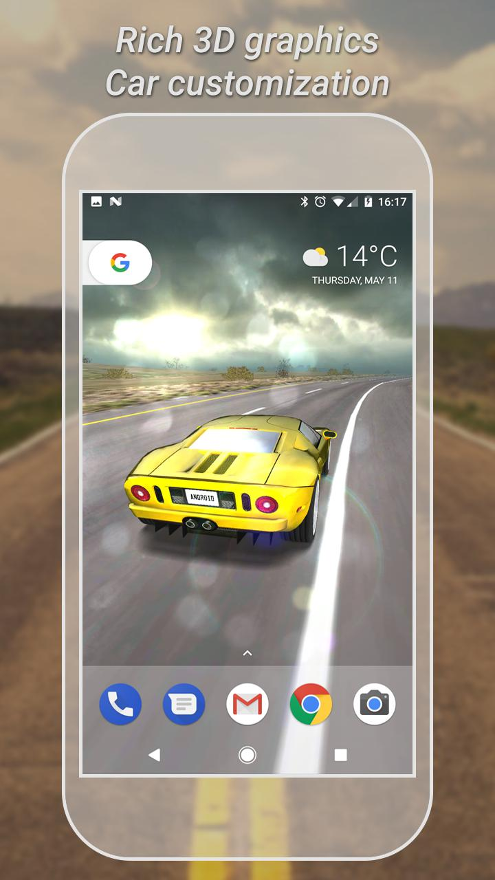 3d Car Live Wallpaper Free For Android Apk Download