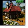Cartoon Village 3D Live Wallpaper Free ikona