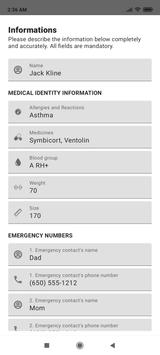 SOS for emergencies (No Ads) screenshot 2