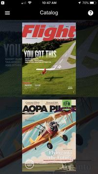 AOPA Mags poster