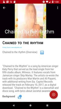 Katty Perry Songs Discography screenshot 7