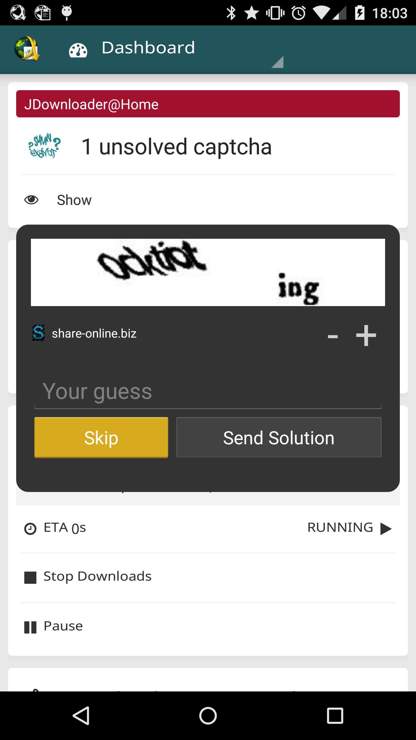 MyJDownloader for Android - APK Download