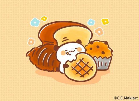 Sticky Note Panda Bread screenshot 7