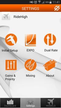 Spektrum AS3X Programmer screenshot 1