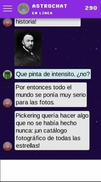 AstroChat Mujeres Espaciales screenshot 2