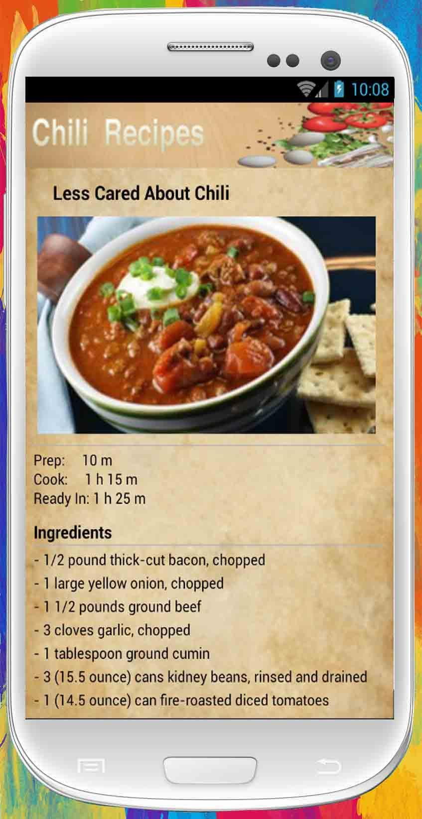 1000+ Chili Recipes 1