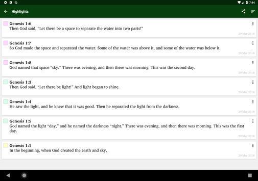ERV Bible screenshot 16