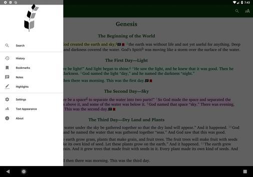 ERV Bible screenshot 6